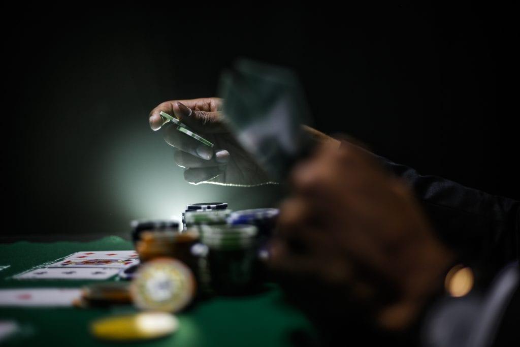 Live Texas Hold'em