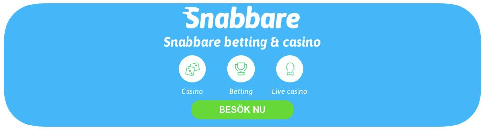 Snabbare Live Casino Sverige