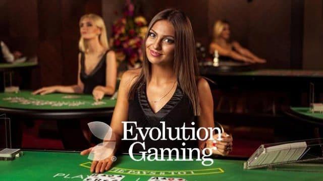 Evolution Gaming Dealer