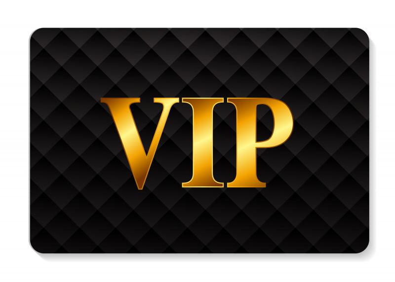VIP på kasino