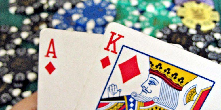 Blackjack winning hand Sverige